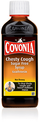 Chesty Cough Sugar Free Syrup Pack