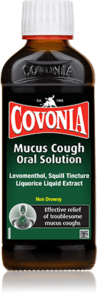 Covonia Mucus Cough Oral Solution